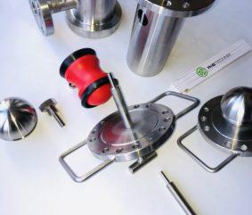 HYGHLINE Hygienische Molchtechnik