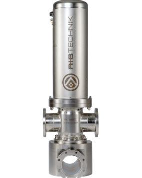 Hyghline pigging valve